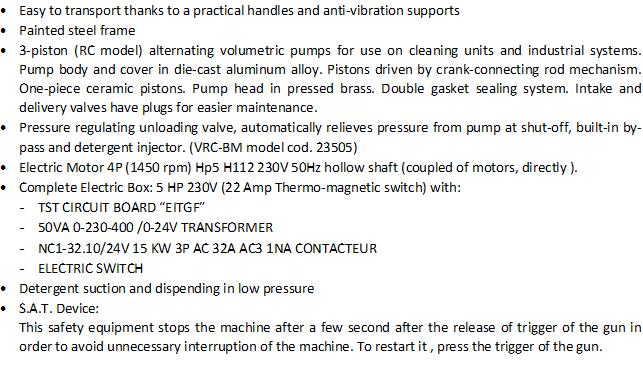 Idropavese Minipower