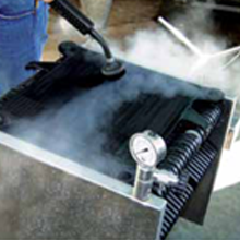 Steam Cleaning for HACCP and Laboratory