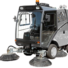 Sweep, Waterspray & Vacuum Roads