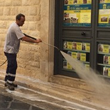 High Pressure Washers Cold and Hot Water